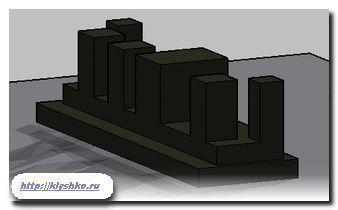 3Д моделирование а автокаде