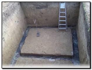 строительство погреба