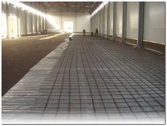армирование бетонных полов