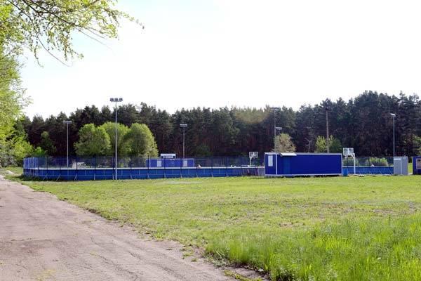 Стадион в Сызрани
