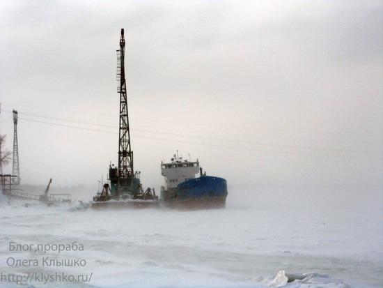 Старая пристань Балаково