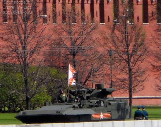 9 мая танки