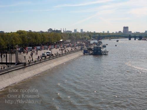 9 мая Москва