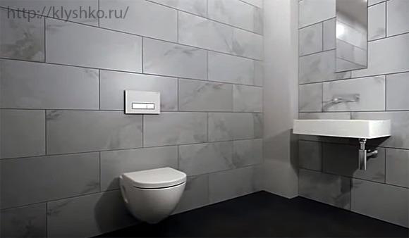 Инсталляция для унитаза