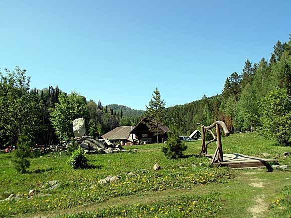 турбаза Лесная сказка в Белокурихе