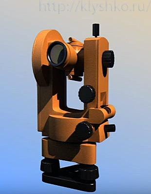 измерительные приборы теодолит