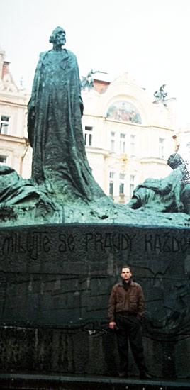 Прага старая площадь