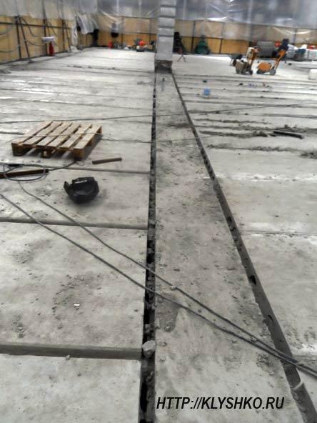 бетонный-пол