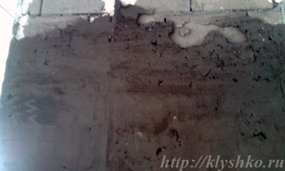 штукатурка стен газобетона своими руками