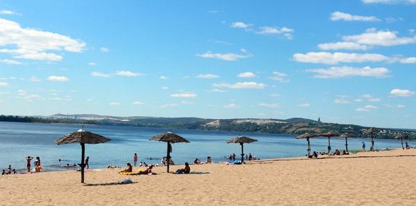 пляж-турбазы