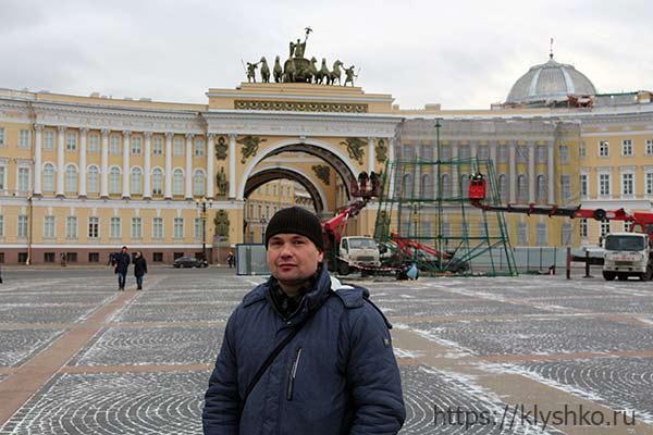 площадь санкт петербурга